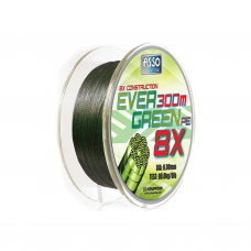 Asso Ever Green 8 Örgü Mumlu İp Misina 130MT 0.12mm