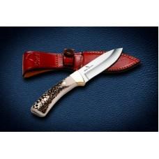 Bora M 309 Falcon Geyik Boynuzu Saplı Bıçak