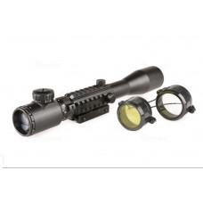 3-9X32 EG Nikula Zoomlu Av Tüfeği Dürbünü Işık Kaynaklı