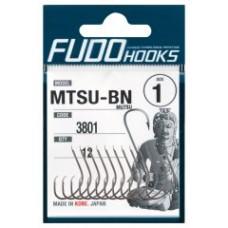 Fudo 3801 Nikel İğne no:1/0