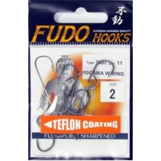 Fudo ISER-TF 3007 Sazan İğnesi