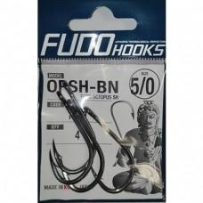 FUDO 7001 FUDO OCTOPUS SH BLACK NIKEL İĞNE