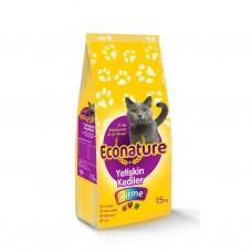 Econature Gurme Kedi Maması 15kg