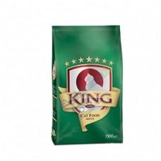 King Somon Balıklı Kedi Maması 15 Kg