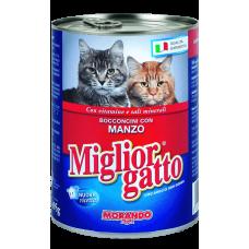 Miglior Gatto Kümes Hayvanları Kedi Yaş Maması 405 gr